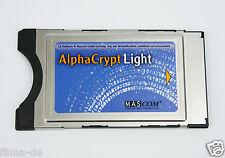 AlphaCrypt Light IC CI + Module Sky s01 s02 k02 d02 p02 HDTV