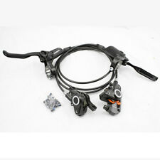 Shimano M355 Hydraulic Disc Brake Set Front & Rear With Bolts and Brake Pads