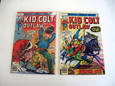 *Kid Colt Outlaw #154-222 Lot 14 Books Guide $97.50