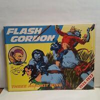 Flash Gordon Three Against Ming 1935 - 1937 Kitchen Sink Vol 2