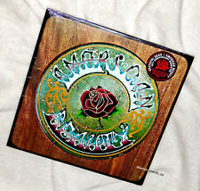 Grateful Dead ~ American Beauty *Crimson Burgundy Rose Red* Color Vinyl Lp ~ New