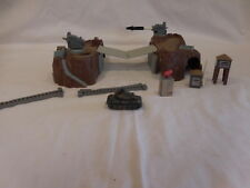Micro Machine Military Battle Zones Thunder Crossing Playset 1994 Galoob Toys
