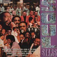 Compilation CD 10 Soul Stars - 2 - England (EX/EX+)