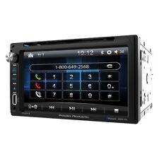 Power Acoustik PD-651B DVD/CD/MP3 Player 6.5