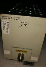 Agilent / Hp 70908A / For Parts