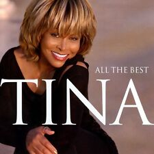 Tina Turner-All the Best, 33 tracks 2cd NUOVO