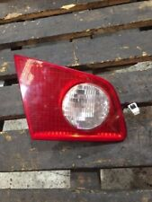 Nissan stagea tail light L/H boot one LEFT 2002 M35