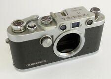 Rare 1959 Yashica YE 35mm Leica Thread Mount Rangefinder Camera Working & EXC++