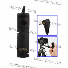 REMOTE SWITCH SHUTTER RELEASE FOR CANON 550D 450D 400D 350D 300D SCATTO REMOTO
