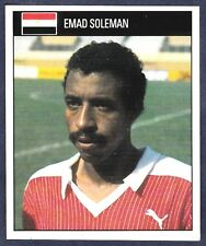 ORBIS 1990 WORLD CUP COLLECTION-#501-EGYPT-EMAD SOLEMAN