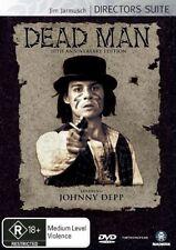 Dead Man - 10th Anniversary edition (Region 4) Johnny Depp/Jim Jarmusch/mint