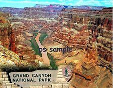 Arizona GRAND CANYON NATIONAL PARK - Travel Souvenir FLEXIBLE FRIDGE MAGNET