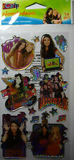 NEW 14 pc  iCARLY That's Jank NICKELODEON  EK SUCCESS Mylar Sticker