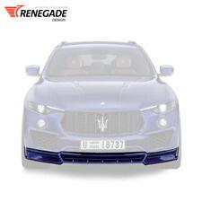 """Maserati Levante Front lip 2017 2018 2019 """"Renegade"""""""