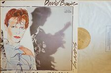 Rare David Bowie Scary Monsters Australian Import 10 Track 33 1/3rpm APL13647 NM