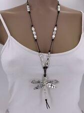 Collar Boho Mujer Necklace Uno De Los 50 Collares De Zamak Y Cuero De Yo Contigo
