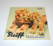Steiff original Katalog 1957/58