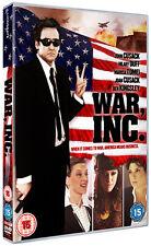 DVD:WAR INC - NEW Region 2 UK