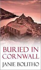 JANIE BOLITHO __ BURIED IN CORNWALL __ BRAND NEW A FORMAT ___ FREEPOST UK
