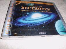 Ludwig van Beethoven Berühmte Werke Famous Works -  CD - OVP