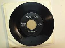 """THE ENDD: Project Blue 2:35-Out Of My Hands-U.S. 7"""" 1966 Seascape Records SS-501"""