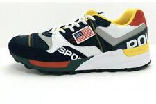 Polo Sport Ralph Lauren Men's sz 7D Trackster Vintage Style Sneakers RARE