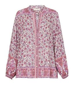 Spell Designs Jasmine Blouse Lilac - Size S