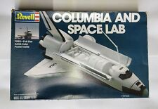 Revell: Columbia and Space Lab. 1981