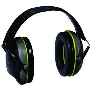 3M Shotgunner II Low-Profile Hearing Protector Ear Muff 24 db Gray 97040