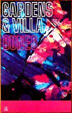 GARDENS & VILLA Dunes 2014 Ltd Ed RARE New Poster+FREE Rock/Punk/Indie Poster!