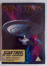 STAR TREK: THE NEXT GENERATION, COLLECTOR'S EDITION, REGION 2 DVD, NEW  & SEALED