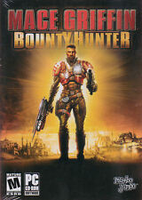 MACE GRIFFIN BOUNTY HUNTER Shooter PC Game NEW in BOX!! - US Version!