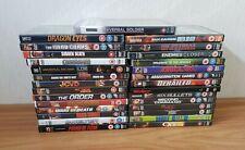 Bundle / Job Lot Van Damme DVD's - 29 in Total
