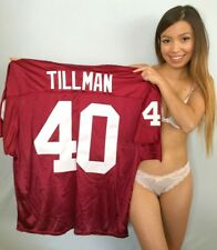 Pat Tillman Arizona Cardinals authentic Nike mesh wide cut stitched #40 jersey