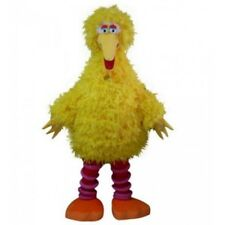 2019 Big Bird Sesame Street Mascot Costume Fancy Dress Christmas Complete Outfit