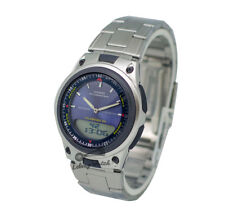 -Casio AW80D-2A Dual Time Watch Brand New & 100% Authentic
