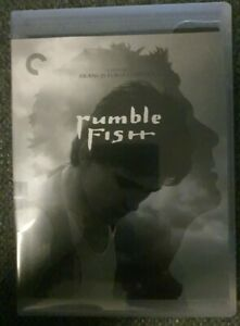 Rumble Fish Blu-ray The Criterion Collection