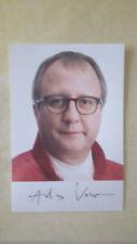 Andreas Voßkuhle Autogrammfoto mit Original Unterschrift !