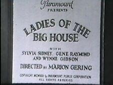 LADIES OF THE BIG HOUSE 1931 Sylvia Sidney, Gene Raymond