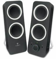 Inland 88034 Pro PC Stereo Speakers 7.2w Black