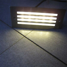 Outdoor 3W LED Underground Light Step Lamp Landscape Waterproof IP65 Stainless