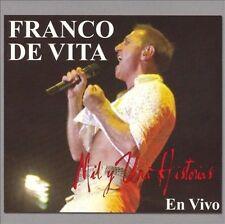 De Vita, Franco : Mil Y Una Historias: En Vivo CD