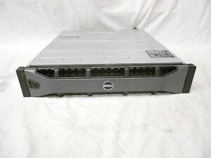 "Dell Equallogic PS6210E 24TB 2U 10Gb iSCSI SAN 24x 1TB 7.2K SAS 2.5"" Hard Drives"