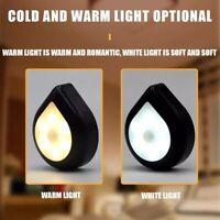 PIR Infrared Motion Sensor Wireless 6 Led Night Light Battery Cabinet Stair Lamp