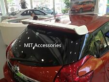MIT Toyota YARIS Hatchback 2014-on ABS Rear roof spoiler SPORTS style-Unpainted
