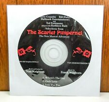The Scarlet Pimpernel: The New Musical Adventure - Promo Disc Only (CD)
