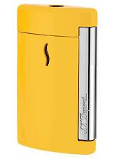 S.T. Dupont MiniJet 2 Yellow Pop gelb Feuerzeug mit Single-Jetflamme - 010515