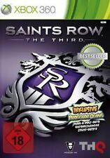 Xbox 360 Saints Row The Third  DEUTSCH  Neuwertig