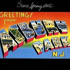 - Bruce Springsteen Greetings from Asbury Park N.J. (1975)