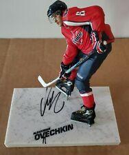 Alex Ovechkin Autographed Signed NHL Mcfarlane Washington Capitals